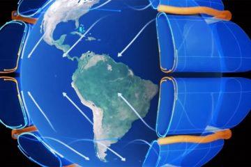 Aeolus, el nuevo satélite que promete el primer mapa global de los vientos en la Tierra