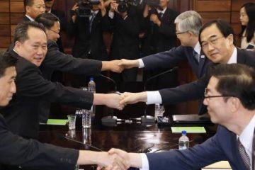 Las dos Coreas celebrarán una cumbre en septiembre en Pyongyang