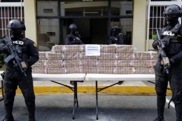Ocupan 206 kilos de cocaína en el Puerto Multimodal Caucedo