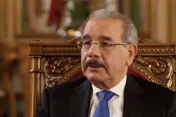 Presidente Medina dice que hablará de la reelección en marzo