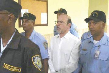 Prisión domiciliaria, uso brazalete electrónico y fianza a Luis J. Asilis