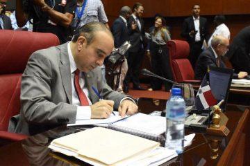Senado busca consenso para la Ley del Régimen Electoral