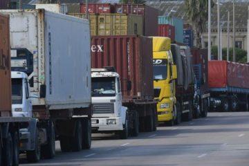 Autoridades se preparan para que paro de camioneros no afecte movilización de mercancías