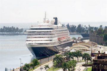Puerto de Sans Souci nominado como finalista en los premios de Seatrade Cruise