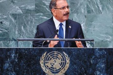Danilo Medina viaja mañana a Nueva York para participar en la Asamblea General ONU