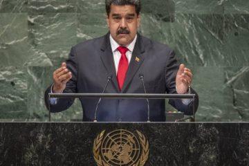 Maduro dice que EE.UU. busca excusas para invadir su país como pasó con Irak