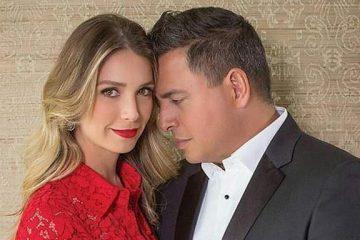 Daniel Sarcos será padre por tercera vez junto a su novia Alessandra Villegas