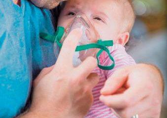 El país registra 76 casos de tosferina este año