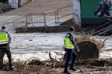 Al menos nueve muertos por lluvias fuertes en la isla española de Mallorca