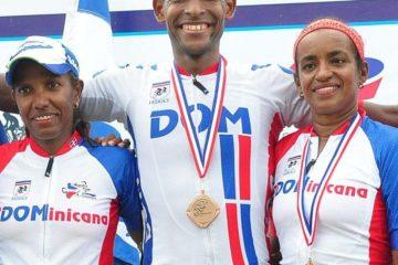 Ciclistas dominicanos consiguen medallas de bronce en prueba de ruta del Caribe