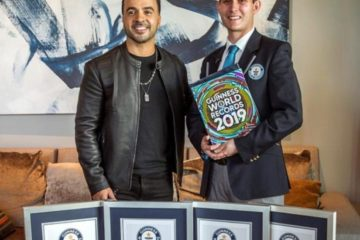 """""""Despacito"""" da a Luis Fonsi siete récords Guinness"""