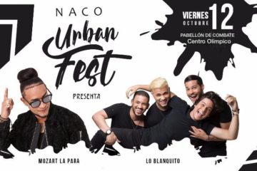 Mozart La Para y Lo Blanquito interpretarán éxitos en Urban Fest este viernes
