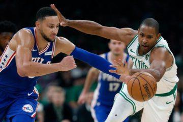 Al Horford anota nueve puntos en triunfo Celtics