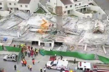 México: 7 muertos tras derrumbe de centro comercial