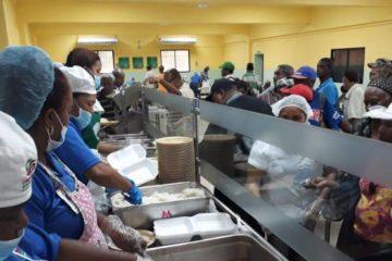 Gobierno distribuirá comida para 150 mil personas