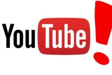 YouTube vuelve a la normalidad