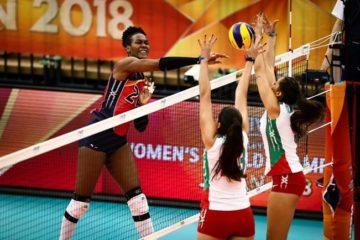 """""""Las Reinas del Caribe"""" derrotan a México"""