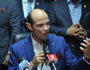 Ramfis Trujillo anuncia estrategias de campaña