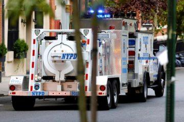 Sospechoso arrestado en EEUU por envío de presuntas bombas