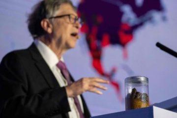 Cómo Bill Gates quiere reinventar el inodoro