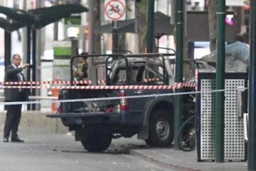 Un muerto y dos heridos en ataque terrorista en Australia reivindicado por Estado Islámico