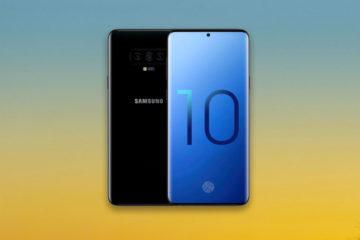 Galaxy S10 tendrá 12GB de RAM y 1TB de almacenamiento, según analistas