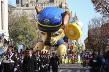 Tres millones desafían el frío en desfile de NY