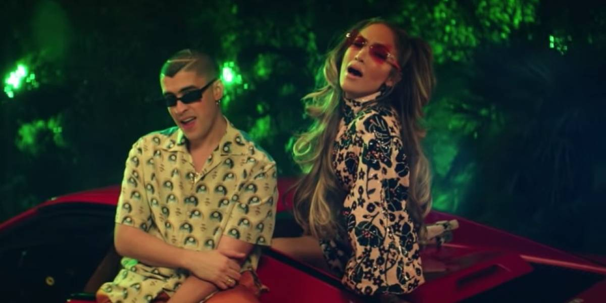 Video Bad Bunny Y Jlo Estrenan Video De Te Guste Informadorrd