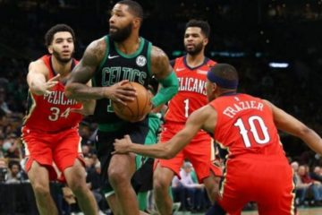 Marcus Morris aporta 31 puntos y Celtics siguen imparables