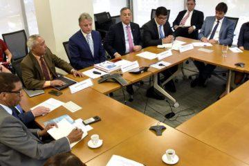 RD y Banco Mundial analizan programa a ejecutar entre 2020 y 2024