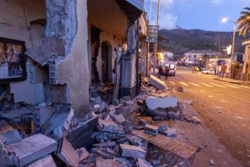 Sismo de magnitud 4,8 provocado por volcán remece Sicilia; 10 heridos
