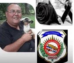 Muere coronel de la DNCD al deslizarse su vehículo en la Autopista Duarte