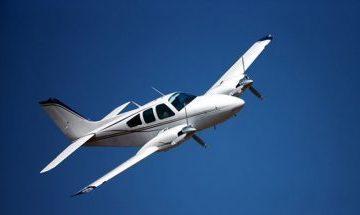 Imponen garantía económica a capitán quiso robar avioneta