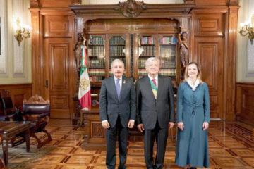 Presidente Medina confía en fortalecimiento relaciones RD-México
