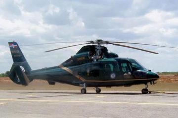 El IDAC explica helicóptero presidencial hizo aterrizaje preventivo El IDAC explica helicóptero presidencial hizo aterrizaje preventivo