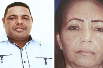 Mueren presidente de PRM en Jimaní y su cuñada en accidente