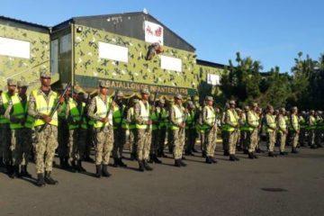 Asignan 600 militares a operativo en la frontera