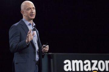 Cómo Amazon se convirtió en la empresa más valiosa del mundo y sobrepasó a Microsoft, Apple y Google