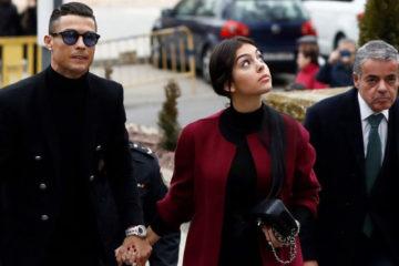 Ronaldo condenado a 23 meses de cárcel y 18,8 millones por delitos fiscales