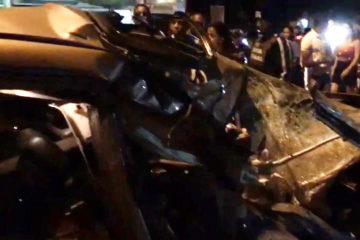 Mueren dominicano y venezolana en accidente de yipeta en Ocoa