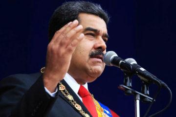 Maduro se juramenta para otro período