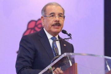 Presidente Medina aboga por la unidad de los partidos