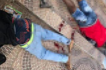 Mueren dos hombres durante intercambio de disparos en Haina