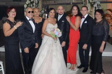 La dinastía Rosario crece, se casa Luis