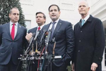 Republicanos promueven plan abrirá gobierno