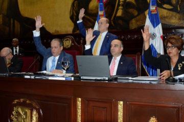 Senado conforma Comisión Bicameral para estudio proyecto de Ley Electoral