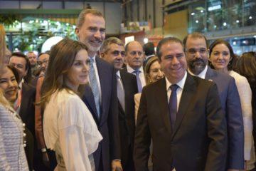Reyes de España dejan inaugurada la edición 39 FITUR 2019
