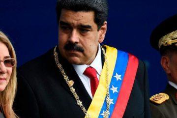 Maduro reitera diplomáticos de EE.UU., deben abandonar Venezuela el domingo