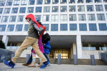Los migrantes también son víctimas del cierre parcial del gobierno en EEUU