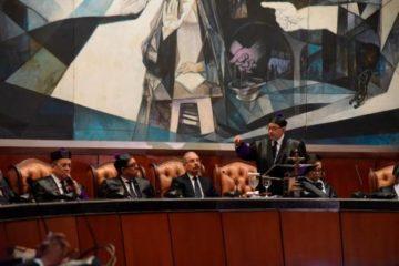Mariano Germán dice ha trabajado por una justicia accesible, eficiente y de calidad